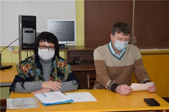 Очередные заседания Собраний депутатов сельских поселений прошли в Алатырском районе