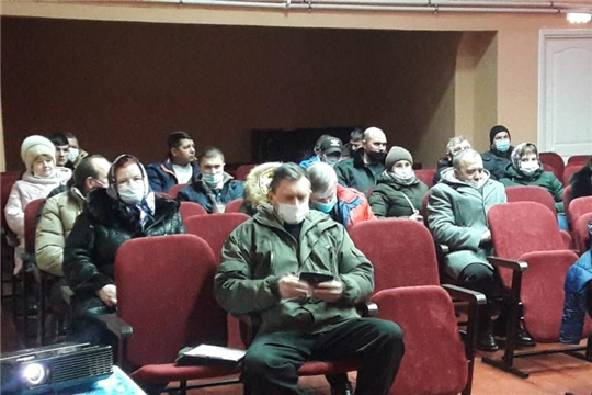 В Алатырском районе прошел семинар – совещание по поддержке малого бизнеса