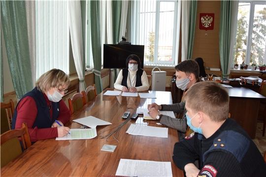 Состоялось заседание комиссии по безопасности дорожного движения