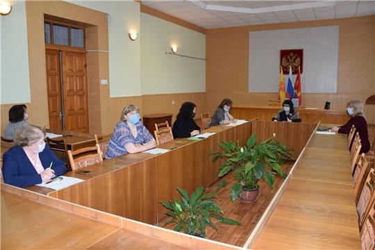 В администрации Алатырского района состоялось заседание межведомственной комиссии по вопросам повышения доходов консолидированного бюджета Алатырского района