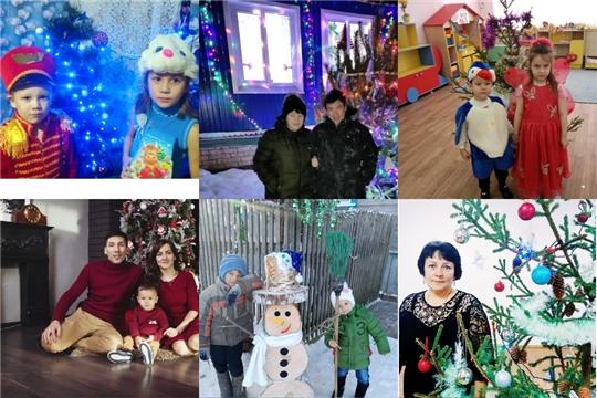 Зимние праздники с библиотекой Сойгинского сельского поселения