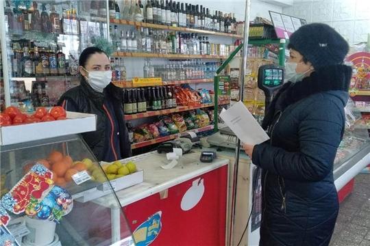 Мобильные группы Алатырского района проводят рейды в новогодние праздники