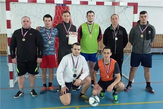 В Алатырском районе прошел турнир по мини-футболу