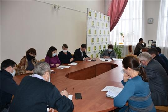 Состоялось  первое заседание районной Комиссии по организации и проведению сельскохозяйственной микропереписи на территории Аликовского района