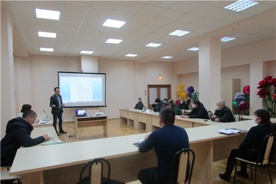Состоялся обучающий семинар, организованный Центром компетенции развития сельскохозяйственной кооперации - КУП ЧР «Агро - Инновации»