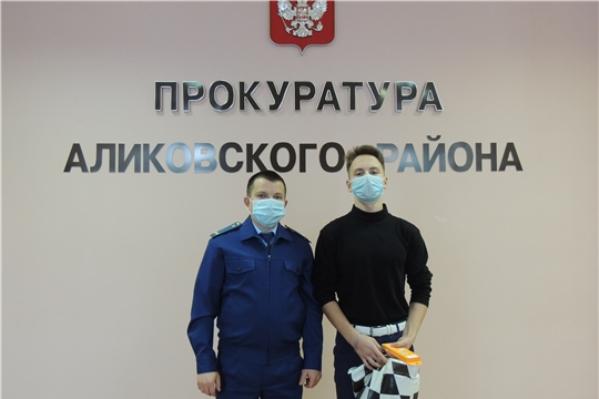 Прокуратура Аликовского района исполнила желание участников благотворительной акции «Елка желаний»