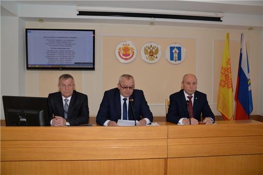 На заседании Собрания депутатов района принят главный финансовый документ на предстоящие 2021-2023 годы