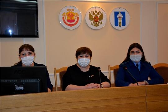 Очередное заседание комиссии по делам несовершеннолетних и защите их прав администрации Батыревского района