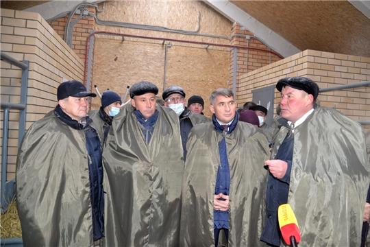 С участием Главы республики О.Николаева открыт новый объект