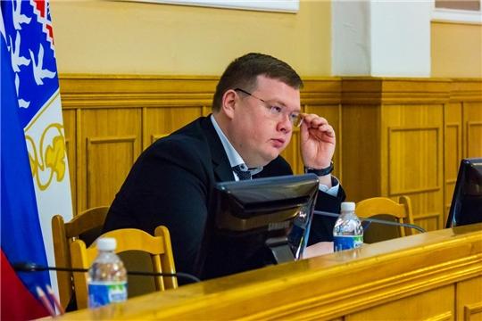 Состоялось расширенное заседание постоянных комиссий Чебоксарского городского Собрания депутатов по бюджету, по экологии и охране окружающей среды