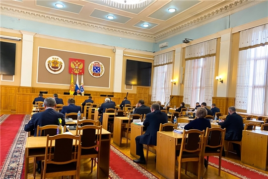 Состоялось заседание постоянной комиссии по городскому хозяйству