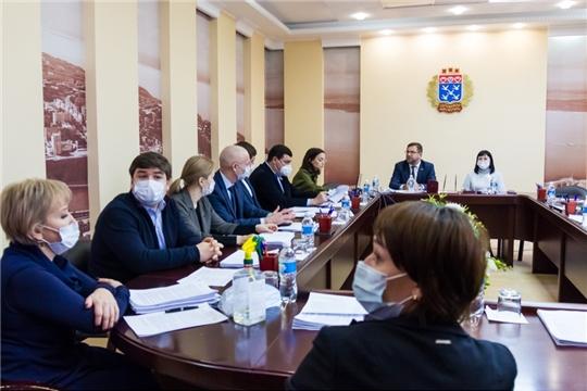 Состоялось совместное заседание постоянных комиссий Чебоксарского городского Собрания депутатов по местному самоуправлению и законности и по социальному развитию