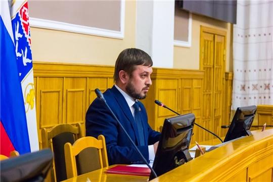 Сергей Муравьев провел заседание постоянной комиссии Чебоксарского городского Собрания депутатов по городскому хозяйству