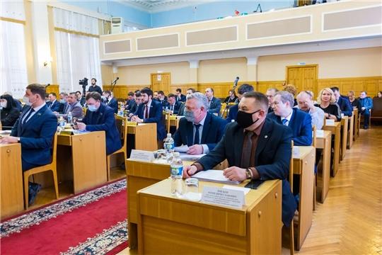 Депутаты Чебоксарского городского Собрания депутатов утвердили бюджет города на 2021, плановый период 2022 и 2023 годов