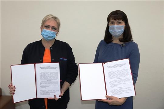 Уполномоченный по правам ребенка в Чувашской Республике подписал соглашение о сотрудничестве с региональным отделением Российского движения школьников