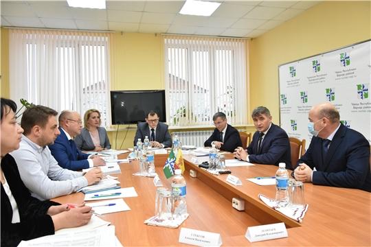 Олег Николаев поручил разобраться с обеспечением теплом жителей Вурнар