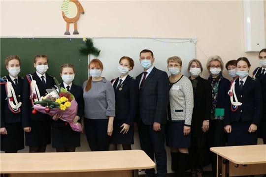 Руководитель общественной организации Союз женщин Чувашии Наталья Николаева с рабочим визитом посетила город Канаш
