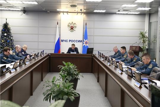 Подведены итоги деятельности спасательных воинских формирований МЧС России за 2020 год