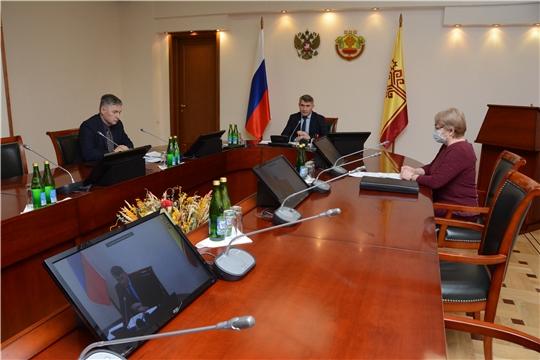 Заседание Комиссии по противодействию незаконному обороту промышленной продукции в Чувашской Республике