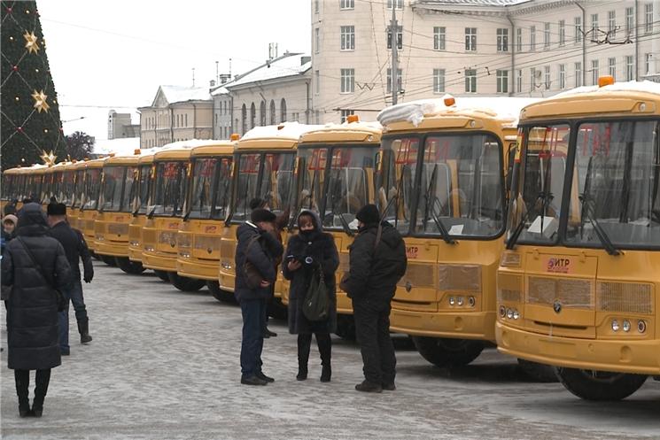 31 автобус.