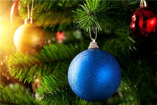 Поздравление Председателя Государственного Совета Чувашской Республики Альбины Егоровой с Новым годом и Рождеством