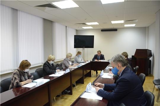 Заседание Совета по реализации государственной политики в области издания социально значимой литературы