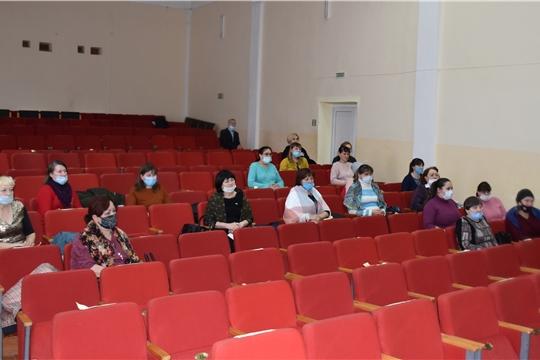Состоялся семинар клубных работников