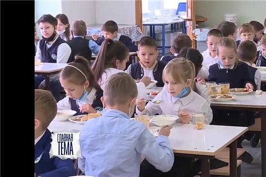 Чем питаются городские и сельские дети в школьных столовых