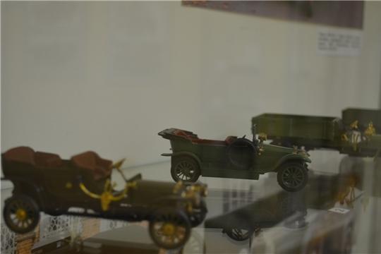Открылась выставка «История в миниатюре»