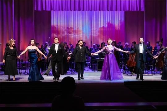 В Чувашском государственном театре оперы и балета почтили память Тамары Чумаковой и Захара Шапиро