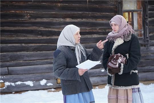 Начались съемки фильма про подвиг строителей Сурского и Казанского оборонительных рубежей