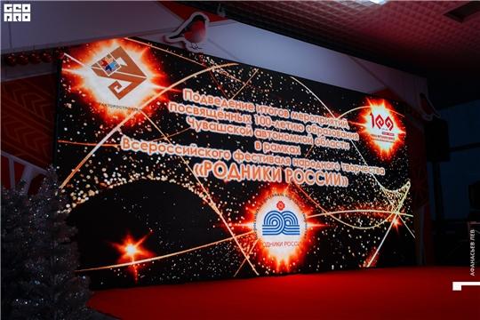 «Современное культурное пространство: прогнозы и перспективы развития» - в РЦНТ Дк тракторостроителей прошла конференция по итогам празднования 100-летия образования Чувашской автономии