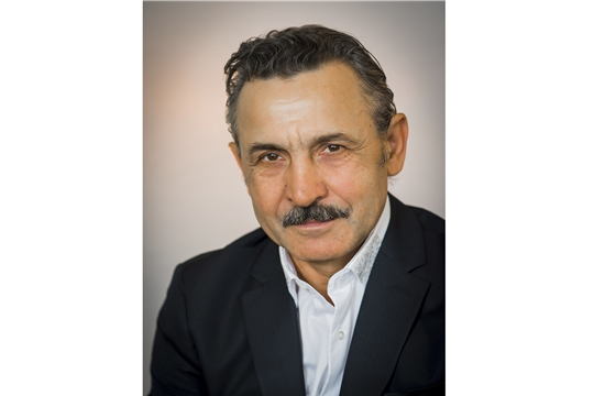 65-летний юбилей празднует народный артист Чувашской Республики Иван Иванов