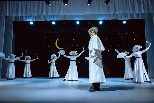Спектакль «Шинель» Чувашского ТЮЗа высоко оценили на Международном Большом детском фестивале