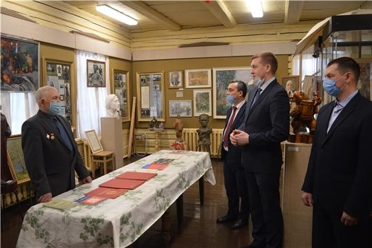 Яншихово-Норвашский историко-мемориальный музей открылся после ремонта и отпраздновал 30-летие