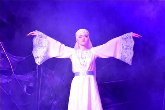 В Чувашском академическом драматическом театре состоялась премьера сказки «Андрей Стрелок и Марья Голубка»
