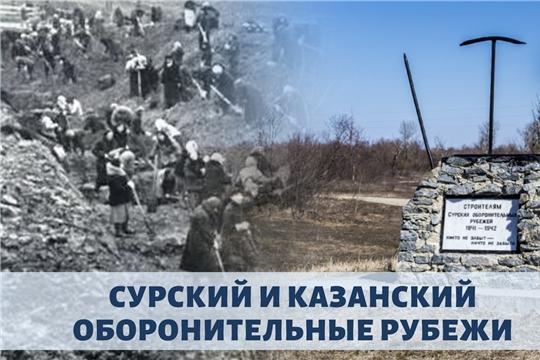 Конкурс на разработку логотипа и брендбука Года, посвященного трудовому подвигу строителей Сурского и Казанского оборонительных рубежей, объявлен повторно