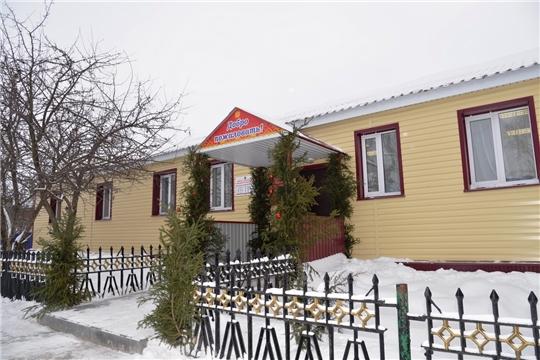 В Батыревском районе после ремонта открылись два сельских клуба
