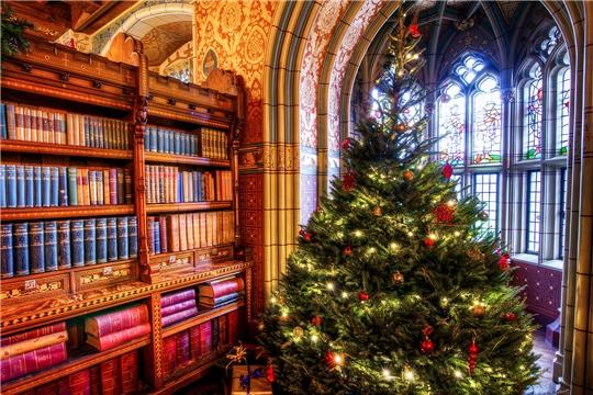 Библиотеки и музеи республики приглашают на новогодние мероприятия