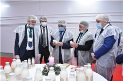 Кооперативам, занимающимся переработкой сельхозпродукции в Чувашии, пообещали дополнительную государственную поддержку