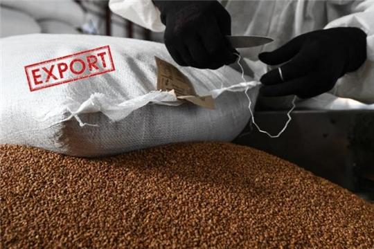 Чувашские сельхозтоваропроизводители начали поставки гречихи в Бельгию