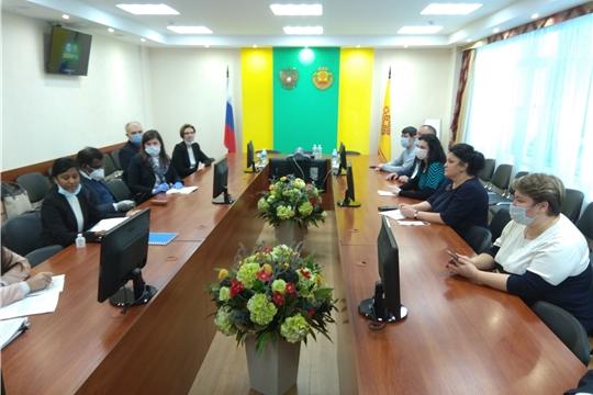 Встреча с чрезвычайным и Полномочным послом Республики Шри-Ланка