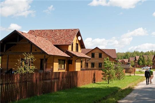 В 2020 году на развитие сел и деревень Чувашии направлено 4,3 млрд. рублей
