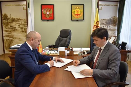 Подписание Соглашения в сфере цифрового развития между Правительством Республики и ПАО Сбербанк