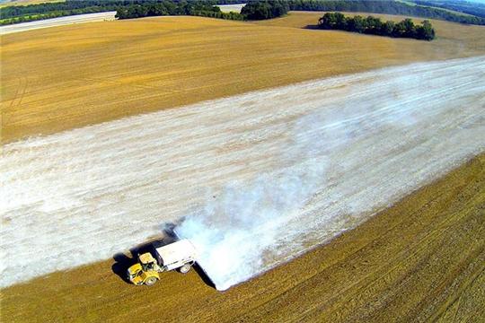 Повышение плодородия почв - основа роста урожайности зерновых и зернобобовых культур