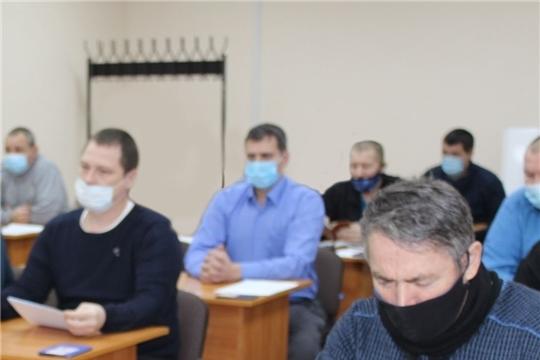 В 2020 году учебным центром «Нива» Минсельхоза Чувашии» реализовано 196 программ обучения.