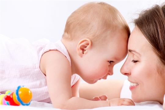 С начала года пособие на первого ребенка получили 111 семей Мариинско-Посадского района