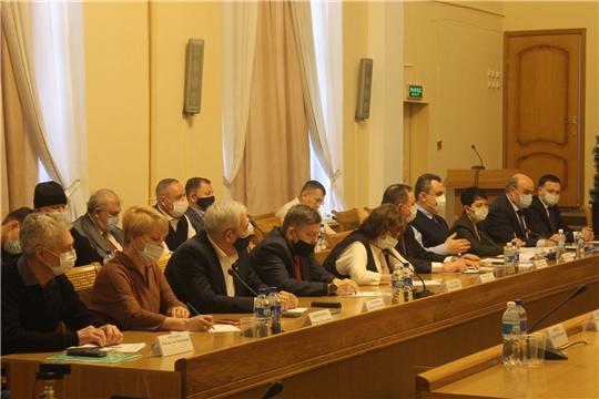 Круглый стол в Общественной палате Чувашской Республике
