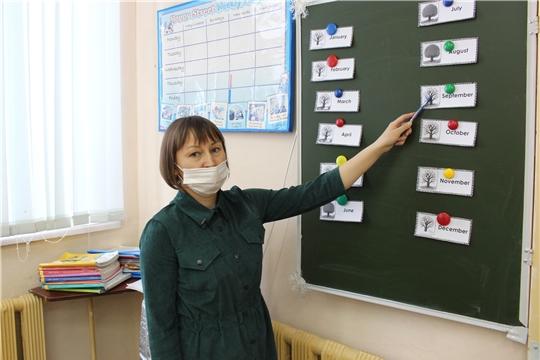 Ольга Шарикова — одна из первых участниц  программы «Земский учитель» в Чувашии
