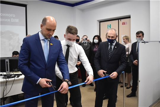 Открытие новых мастерских стандарта WorldSkills в ЧТСГХ